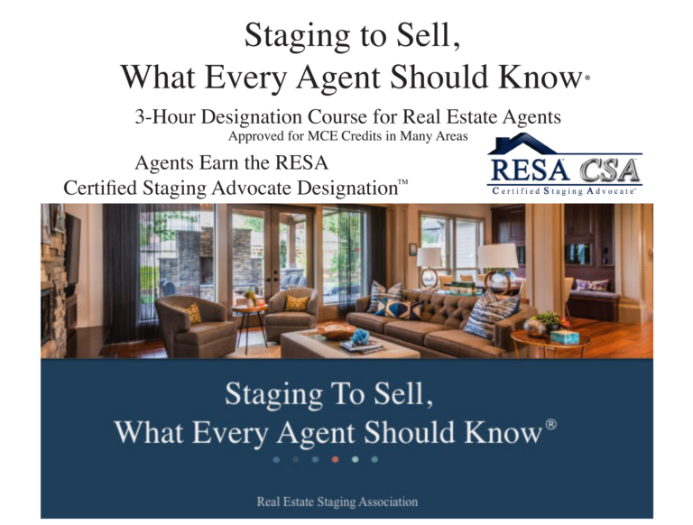 staging to sell what every agent should know2